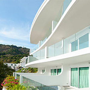 Phuket Rental - Kata Ocean View Location