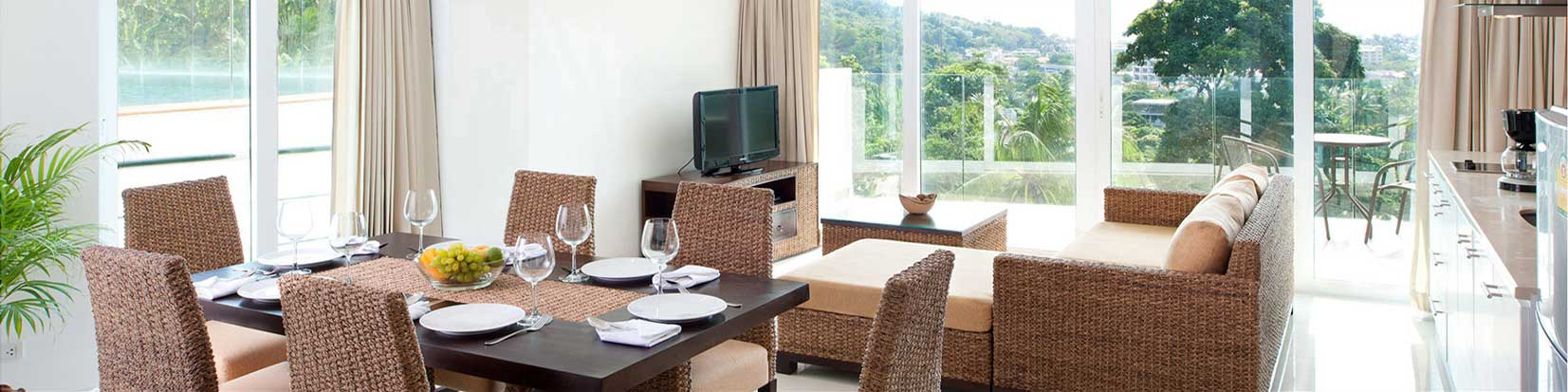 Rental Apartment in Phuket