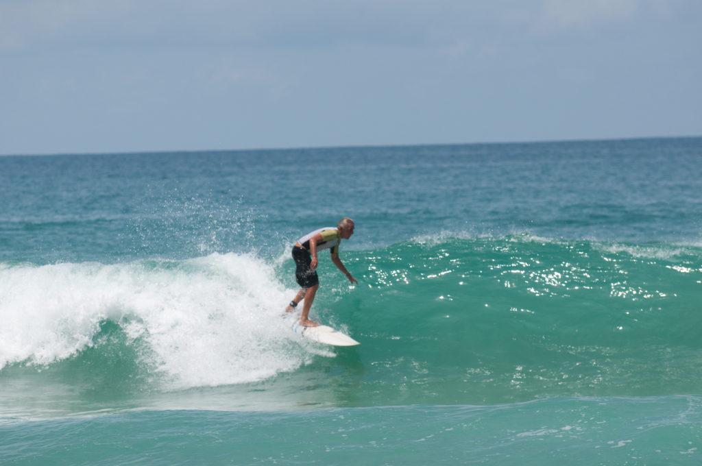 Surfing in Phuket  Kata Ocean View Residences